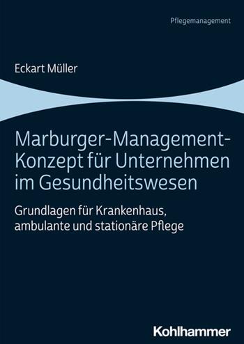 Buch Marburger-Management-Konzept für Unternehmen im Gesundheitswesen